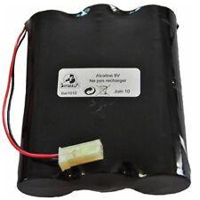 BATTERIA ANTIFURTO POWER PACK SILENTRON NICE 9V 12AH  861010 - 861093 - 5532