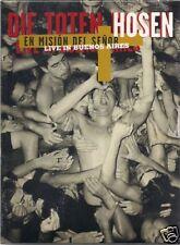 2 DVD Die Toten Hosen `Live In Buenos Aires` Neu/New/OVP 5.1