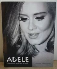 ADELE BOOK 176 PAGES FULLY ILLUSTRATED SOFTCOVER EXCELLENT USED CONDITION (5)
