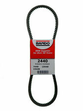 Accessory Drive Belt-RPF Precision Engineered Raw Edge Cogged V-Belt BANDO 2440