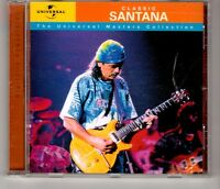 (HH801) Classic Santana, The Universal Masters Collection - 2000 CD