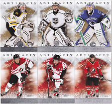 12-13 Artifacts Calvin De Haan /999 Team Canada 2012