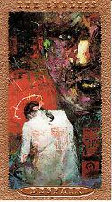 THE SANDMAN ENDLESS GALAXY GOLD FOIL CARD NUMBER IV DESPAIR