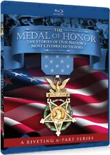 THE MEDAL OF HONOR (Blu-ray Disc, 2012) 6-Part Documentary NEW [See Description]