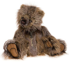Chinwag by Charlie Bears - large jointed collectable plush teddy bear - CB161647