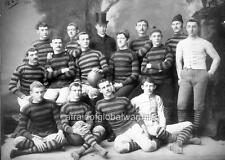 Photo 1884 University of Pennsylvania Football Team
