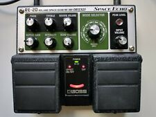 Boss RE-20 Space Echo Pedal Delay Reverb Boxed