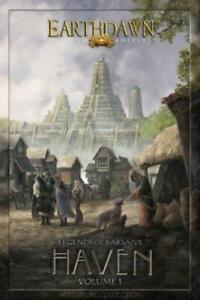 FASA Earthdawn Legends of Barsaive - Haven Vol. #1 New