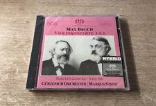 Max Bruch Violinkonzerte 1 & 3 Torsten Janicke CD SEALED