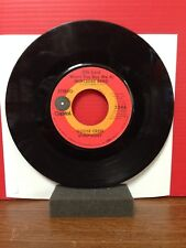 "1971 Goose Creek Symphony ""Rush On Love - Mercedes Benz"" 45 RPM Record"