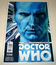 DOCTOR WHO : The NINTH DOCTOR # 6 (Cover A)  Titan Comic  Nov 2016   NM