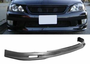 FOR 01-05 LEXUS IS300 MG POLY URETHANE FRONT BUMPER LIP SPOILER CHIN LIP