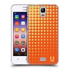 Housses et coques anti-chocs orange graphiques pour téléphone mobile et assistant personnel (PDA)