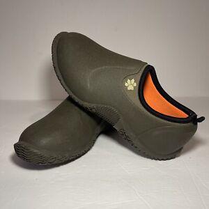 Muck Boots Muckster Ll Unisex Rubber Garden Shoes Waterproof Sz:6/6.5 W 5/4.5 M