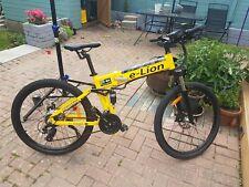 Electric mountain bike (folding) - Shaungye