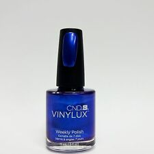 CND Creative VINYLUX Weekly Nail Polish Colors of your choice P to W .5oz/15mL