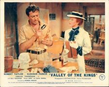 VALLEY OF THE KINGS ELEANOR PARKER ROBERT TAYLOR 1954