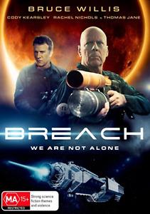 Breach (DVD) NEW/SEALED