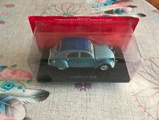 Voiture Miniature Citroen 2cv AZAM Test Hachette au 1/24