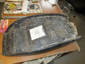 Kawasaki GPZ1100A1 Unitrak seat. needs recovering.