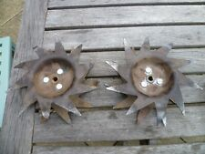 Mantis tiller parts Tines Attachment set (used)
