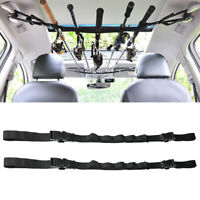 5 Roads Fit Car Fishing Rod Carrier Holder Belt Strap With Tie Suspenders