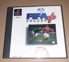 FIFA Soccer 96-Playstation 1 ps1 Videospiel
