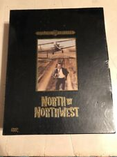 North by Northwest (DVD, 2002, Deluxe Collectors Box Set)