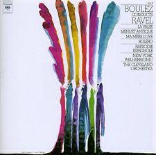 Ravel / Pierre Boule - Bolero la Valse Rhaps [New CD]
