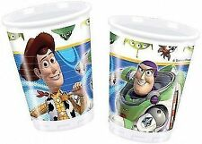 Party Toy Story 3 Plastic Cups - 10pack Amscan