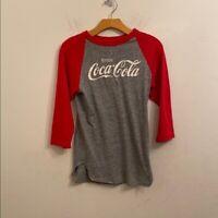 Womens Coca- Cola medium shirt