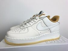 Nike Air Force 1 Nike By You NIKEid US Size 7 Mens White Off White Gum