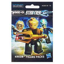 KRE-O - Star Trek - Kreon Figure Blind Pack from Hasbro (X2)
