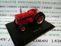 TR20W Tracteur 1/43 universal Hobbies : IH WD9 1949