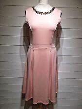 BNWT Dorothy Perkins Dress ~ Size 12 ~ Pink ~ Sleeveless ~ Party Wedding ~ 2005