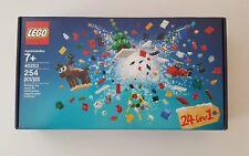 lego 24 in 1 Christmas set 40253