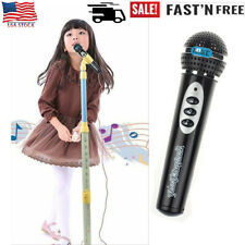 Children Girls Boys Microphone Mic Karaoke Singing Kids Funny Music Toy Gifts