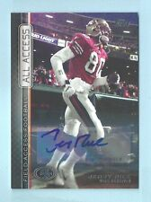 JERRY RICE 2015 TOPPS FIELD ACCESS ALL ACCESS SIGNATURE AUTOGRAPH AUTO SSP