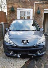 Peugeot 207 1.6hdi 2008 Spares Or Repairs