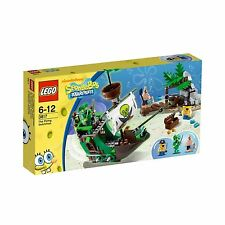 Lego Spongebob Schwammkopf-selten - 3817 Flying Dutchman-NEU & VERSIEGELT