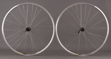 Mavic Open Pro 32h SILVER Shimano Ultegra 6800 Hubs Road Bike Wheelset 11 Speed