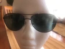 Hugo Boss Men's Polarized Matte Brown Aviator Sunglasses - 0824S 0YZ4 IR
