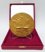 Médaille La Résistance ,La  France enchainée - Albert De Jaeger - Bronze