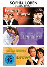 SOPHIA LOREN CLASSIC-EDITION (3 DVDs) NEU+OVP