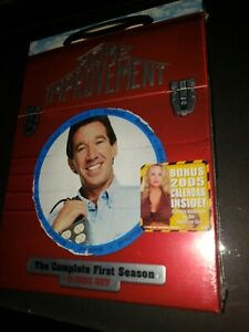 Home Improvement - The Complete First Season (DVD, 2004) with Calender