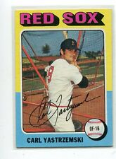 1975 Topps #280 Carl Yastrzemski Boston Red Sox