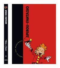 BD prix mini Spirou et Fantasio Intégrale 15 : Tome&Janry 4 Dupuis