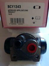 CLIO MK1 REAR WHEEL CYLINDER 91-98 ( OFFSIDE RHD ) BCY1343