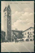 Bolzano Vipiteno Torre delle Dodici cartolina RT1273