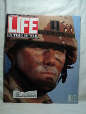 Life mag March 1991 DESERT STORM WAR Issue